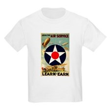 WWII Join the Air Service/Air Force T-Shirt