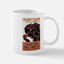 Vintage Deco Poster Mug