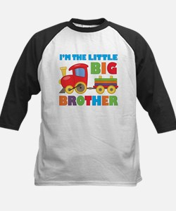 Little Big Bro Train Tee