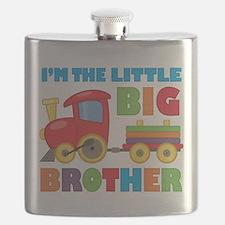 Little Big Bro Train Flask