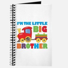 Little Big Bro Train Journal