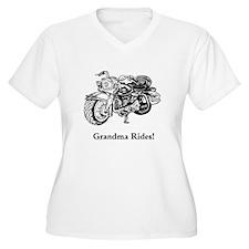 Grandma Rides T-Shirt