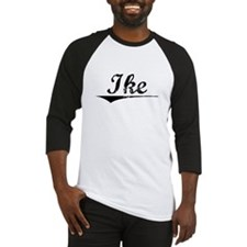 Ike, Vintage Baseball Jersey
