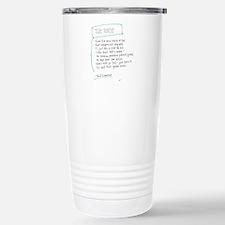 The Voice Travel Mug