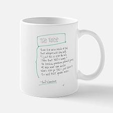 The Voice Small Small Mug