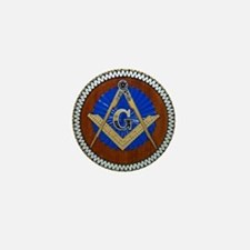 Freemasonry Mini Button