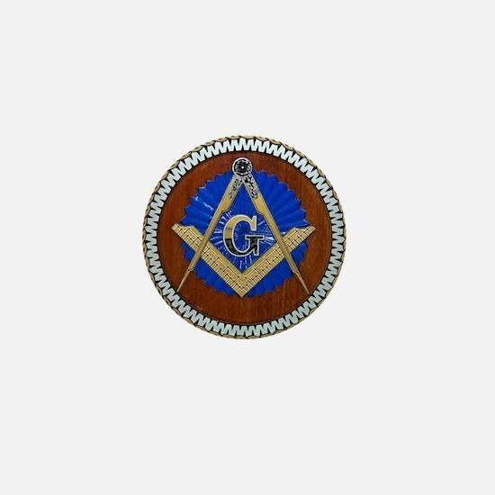 Freemasonry Mini Button