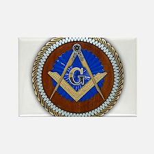 Freemasonry Rectangle Magnet