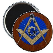 "Freemasonry 2.25"" Magnet (10 pack)"
