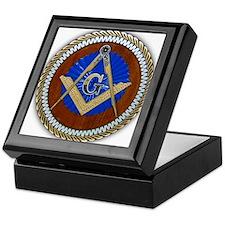 Freemasonry Keepsake Box