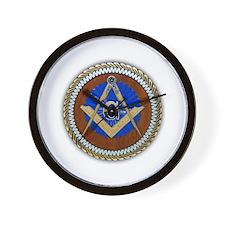 Freemasonry Wall Clock