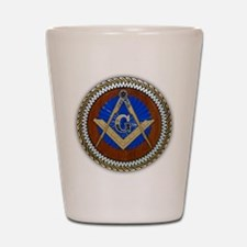 Freemasonry Shot Glass