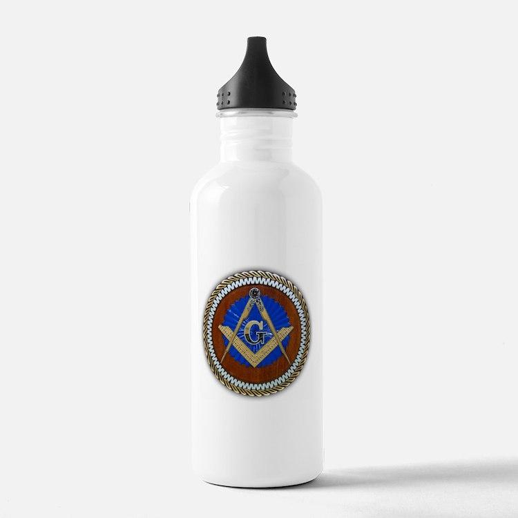 Freemasonry Water Bottle