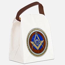 Freemasonry Canvas Lunch Bag