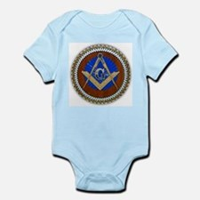 Freemasonry Infant Bodysuit