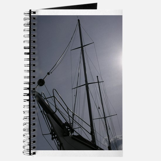 Sailing Silhouette Journal