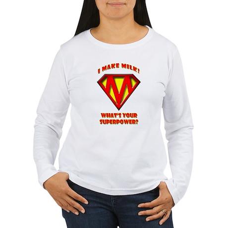 Super Mom2 Women's Long Sleeve T-Shirt