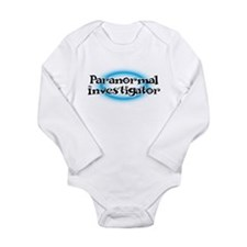 Cute Cryptid Long Sleeve Infant Bodysuit