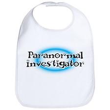 Funny Paranormal Bib