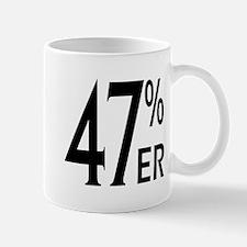 47 percenter Mug