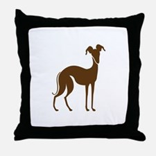Unique Iggy Throw Pillow