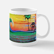 Drippy Island Mug