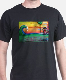 Drippy Island T-Shirt