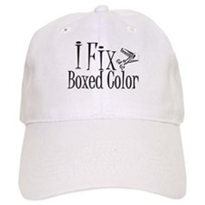 I Fix Boxed Color Baseball Cap