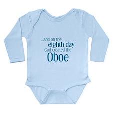 Oboe Creation Long Sleeve Infant Bodysuit