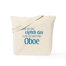 Oboe Creation Tote Bag