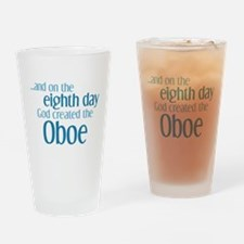 Oboe Creation Drinking Glass