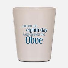 Oboe Creation Shot Glass