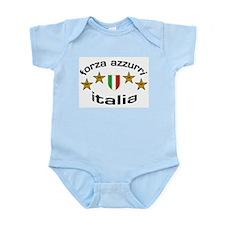 Forza Italia Infant Creeper