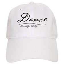 Dance Like Nobody's Watching Baseball Cap