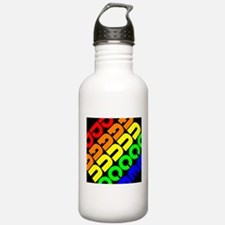 Rainbow Dance Water Bottle