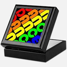 Rainbow Dance Keepsake Box
