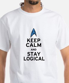 Keep Calm and Stay Logical Shirt