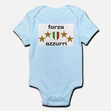 Forza Azzurri Infant Creeper