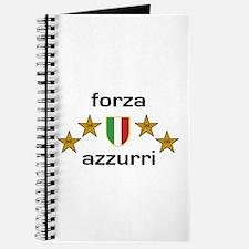 Forza Azzurri Journal