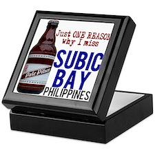Subic Bay (Beer) Keepsake Box