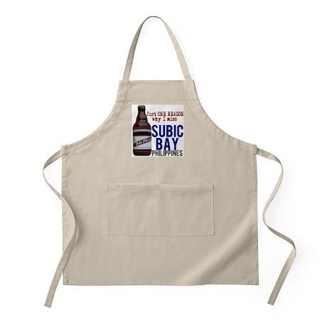 Subic Bay (Beer) BBQ Apron