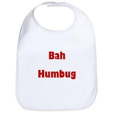 Bah Humbug (red) Bib