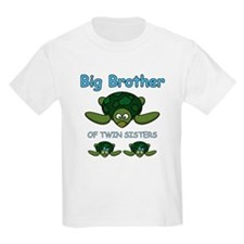 Big Bro Twin Turtle T-Shirt