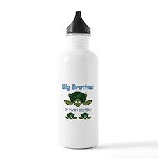 Big Bro Twin Turtle Sports Water Bottle