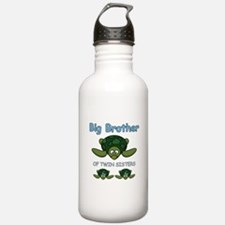 Big Bro Twin Turtle Water Bottle