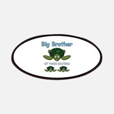 Big Bro Twin Turtle Patches