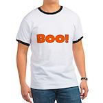 Orange Boo Ringer T