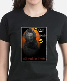 Count Droolacula The Newfie Tee