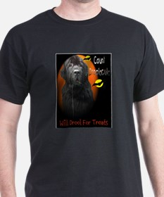 Count Droolacula The Newfie T-Shirt
