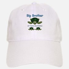 Big Bro Twin Turtle Baseball Baseball Cap